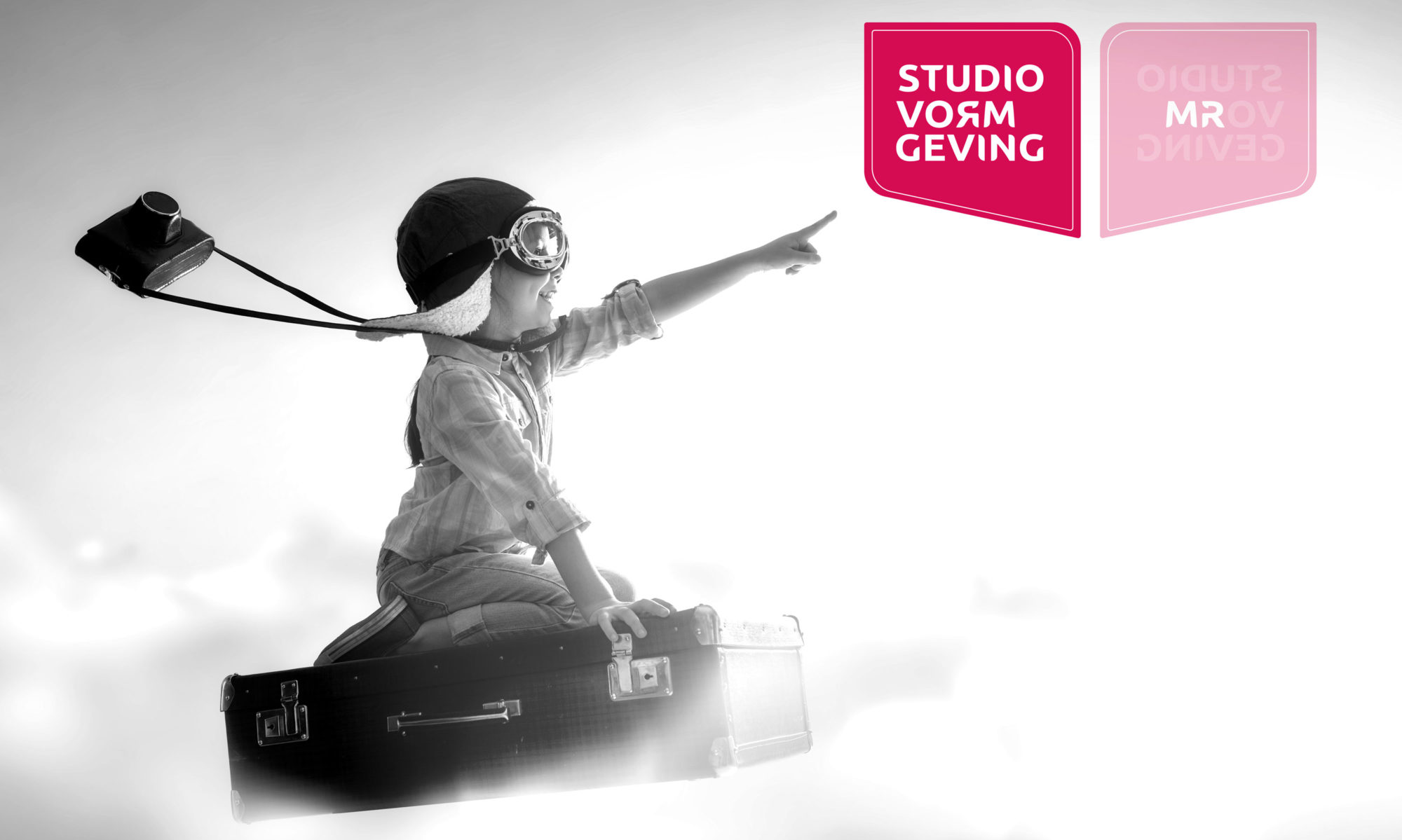 Studio Vormgeving - ontwerpt jouw logo, huisstijl en website